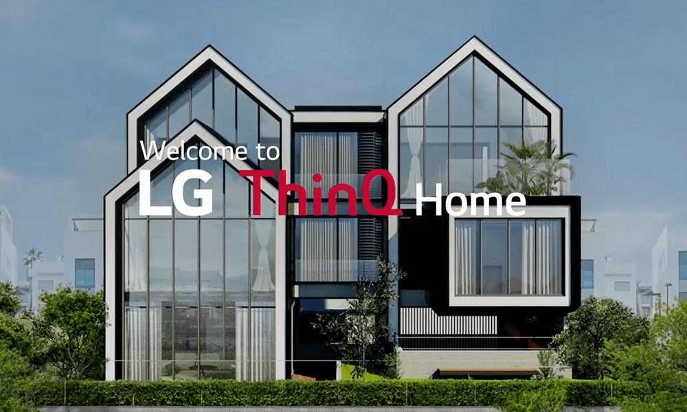 LG ThinQ Home